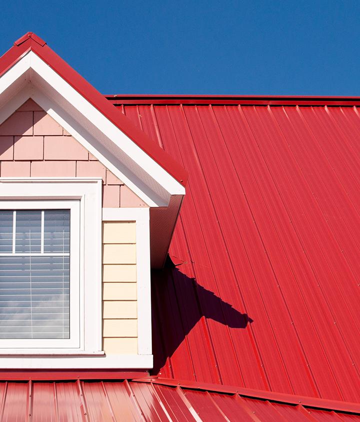 Фарби для дахів