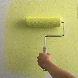Четыре ошибки при покраске стен