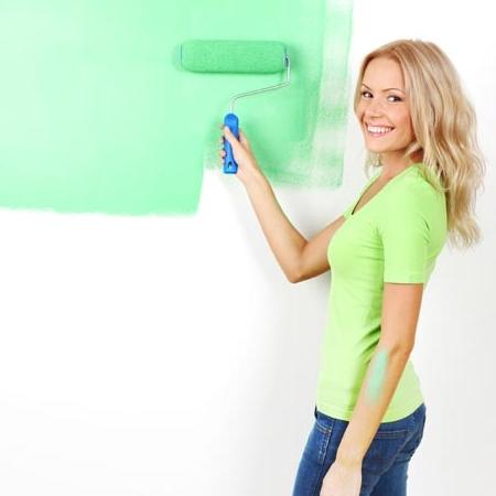 Как выбрать декоративную краску — правила, советы, рекомендации