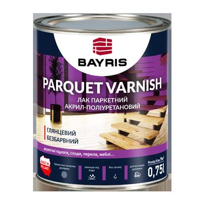 "Паркетний лак  ""PARQUET VARNISH"". Глянцевий"