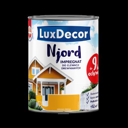 Njord импрегнат для деревянных фасадов (База C)