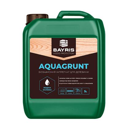 AQUAGRUNT - Импрегнат биозащитный для древесины