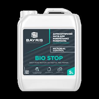 """""""Bio Stop""""- Антисептическое средство для минеральных поверхностей Bayris"""