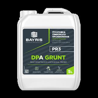 """""""DPA Grunt PR3""""- Грунтовка противогрибковая (Глубокого проникновения) Bayris"""