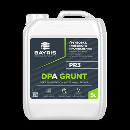 """DPA Grunt PR3""- Грунтовка противогрибковая (Глубокого проникновения)"