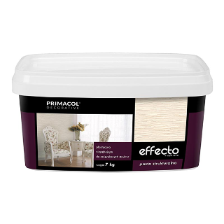 Effecto. Декоративная паста (Для толстых структур) Primacol Decorative