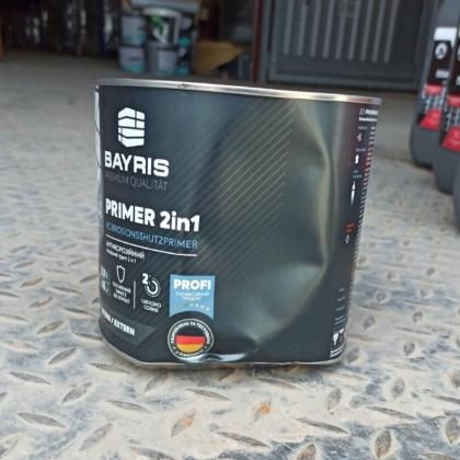Грунтовка антикоррозионная PRIMER 2 in 1 - 2,7 кг - Серый