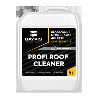 Смывка для крыш Profi Roof Cleaner. Concentrat 1:5 Bayris