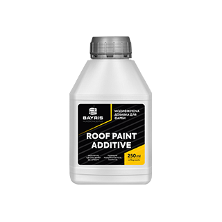 Добавка для краски Roof Paint Additive (Модифицирующая) Bayris