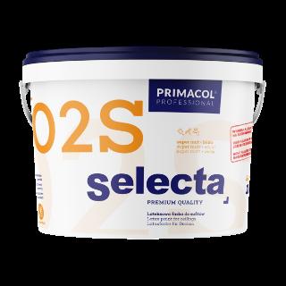 Selecta 02 S Premium. Латексная краска (Глубоко-матовая, База А) Primacol Professional