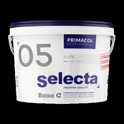 Selecta 05 S Premium. Латексная краска (Матовая, База C)