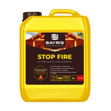 Огнебиозащита Stop Fire (Красная)