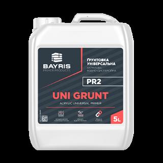 """""""Uni Grunt PR2""""- Универсальная грунтовка Bayris"""