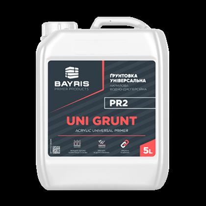 """""""Uni Grunt PR2""""- Универсальная грунтовка"""