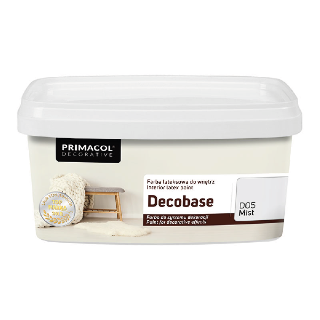 Decobase. Декоративна фарба Primacol Decorative