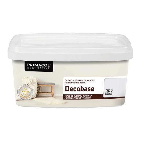 Decobase. Декоративна фарба