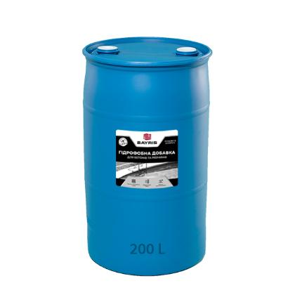 Бочка - Гидрофобная добавка Для бетонов и растворов - 200 л