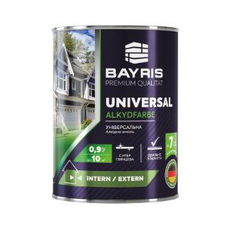 Алкидная эмаль UNIVERSAL - Универсальная (Глянцевая) Bayris