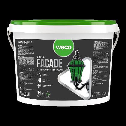 Фасадная краска FACADE (Силикон-модифицированная)