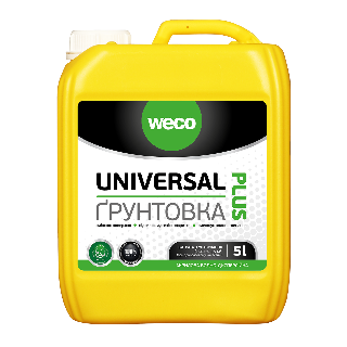 "Ґрунтовка ""Universal Plus"" Weco"