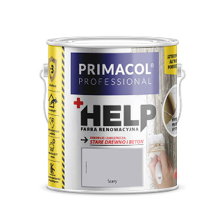 "Фарба реноваційна ""HELP""   Primacol Professional"