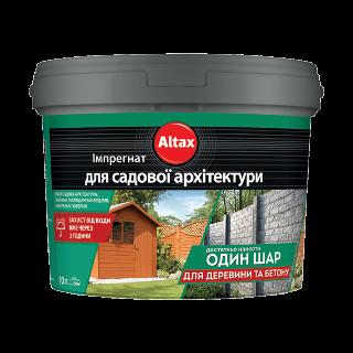 Импрегнат для садовой архитектуры Altax