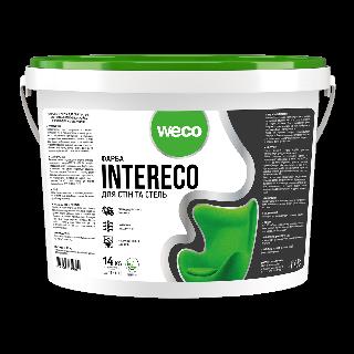 "Інтер'єрна фарба ""INTERECO"" Weco"