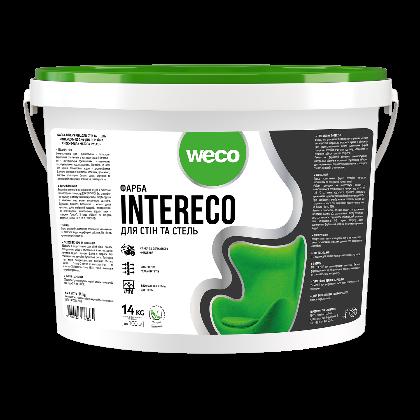 Интерьерная краска INTERECO