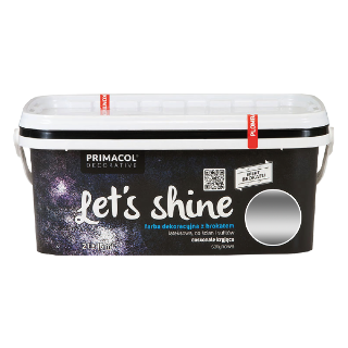 Let's Shine Singapure. Декоративна фарба Primacol Decorative