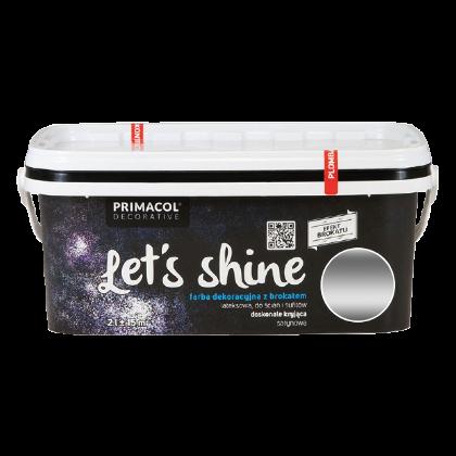 Lets Shine Singapure. Декоративная краска