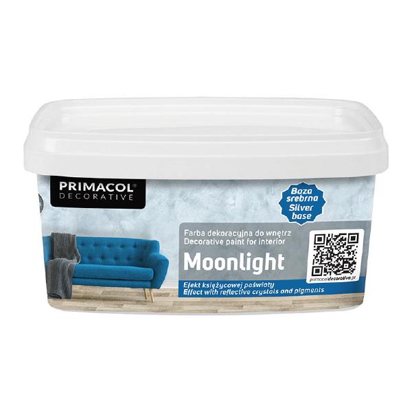 Moonlight Silver Base. Декоративна фарба