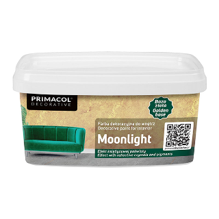 Moonlight Golden Base. Декоративна фарба Primacol Decorative