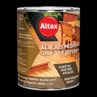 Масло для древесины Altax