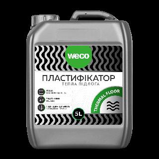 Пластифікатор «THERMAL FLOOR. Тепла підлога» Weco