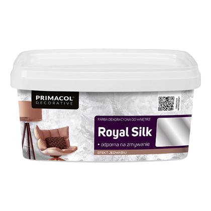 Royal Silk Silver Base. Декоративная краска