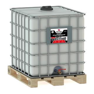 Куб - «Супер Пластификатор». Для бетонов и стяжек  - 1000 л Bayris
