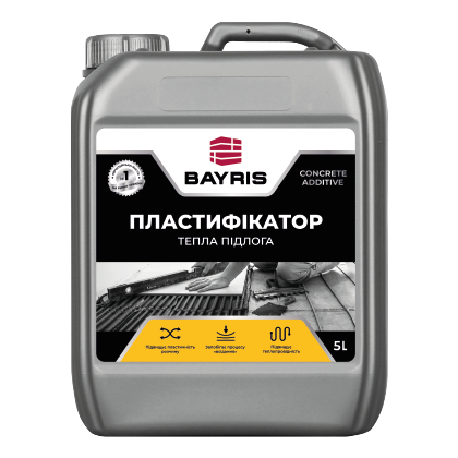 "Пластификатор ""Теплый пол"""