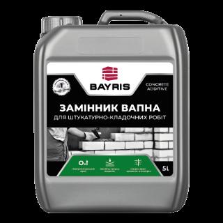 Заменитель извести Для штукатурно-кладочных работ Bayris